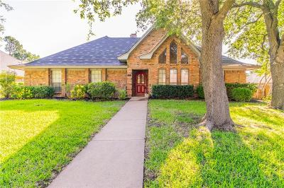 Colleyville Single Family Home For Sale: 4001 Windview Drive