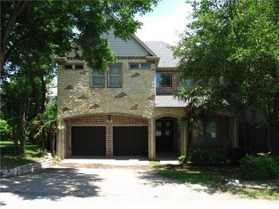 Dallas Single Family Home For Sale: 7419 Coronado Avenue
