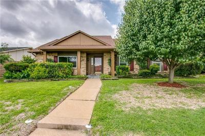 Flower Mound Single Family Home For Sale: 2913 Hamlett Lane