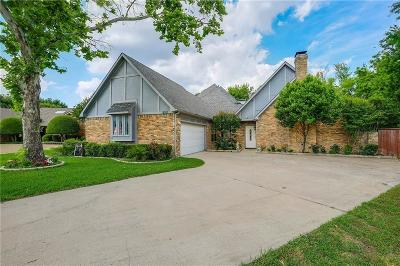 Dallas Single Family Home For Sale: 18628 Crownover Court