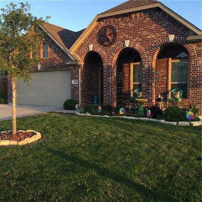 Weatherford Single Family Home For Sale: 842 Magnolia Drive