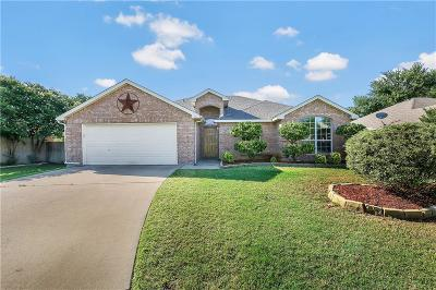Mansfield Single Family Home For Sale: 1101 Hidden Glade Drive