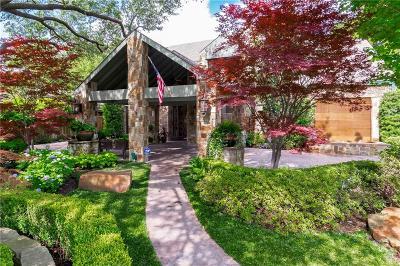 Dallas TX Single Family Home For Sale: $1,395,000
