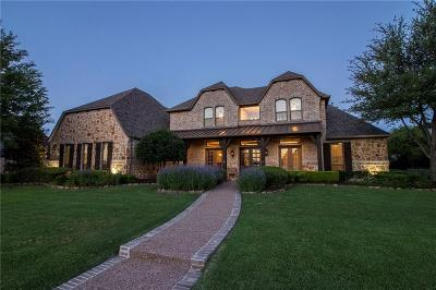 Prosper Single Family Home For Sale: 1190 Crooked Stick Drive