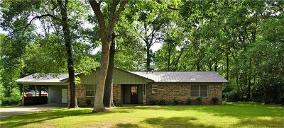 Canton TX Single Family Home Active Option Contract: $159,000