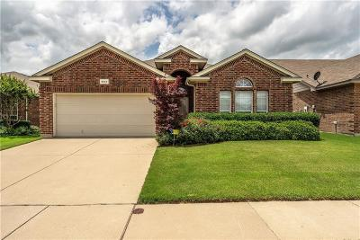 Fort Worth Single Family Home For Sale: 9653 Minton Drive