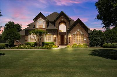 Plano Single Family Home For Sale: 3837 Ridgetop Lane