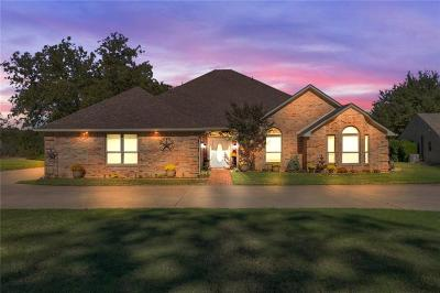 Parker County, Tarrant County, Hood County, Wise County Single Family Home For Sale: 7314 Ravenswood Road