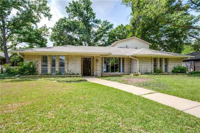 Plano Single Family Home For Sale: 2732 Grandview Drive