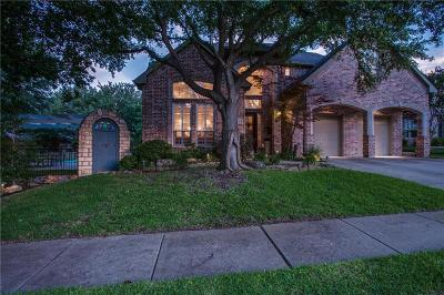 McKinney Single Family Home For Sale: 2015 Hillcrest Court