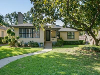 Single Family Home For Sale: 6947 Merrilee Lane