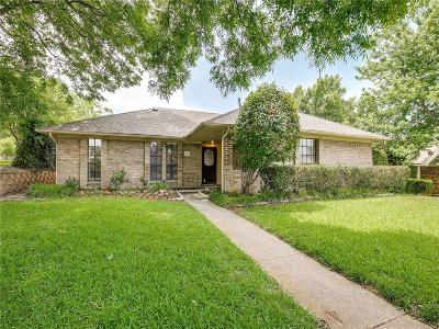 Rockwall Single Family Home For Sale: 803 Village Green Drive