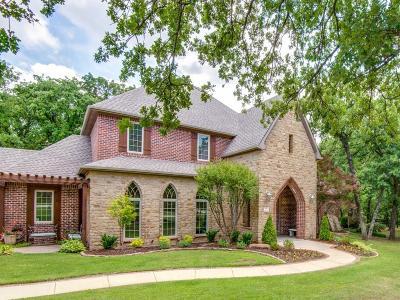 Argyle Single Family Home For Sale: 516 W Hickory Ridge Circle