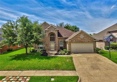 Grand Prairie Single Family Home Active Option Contract: 533 Crickett Way