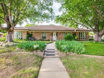 Fort Worth Single Family Home For Sale: 4368 Rota Circle