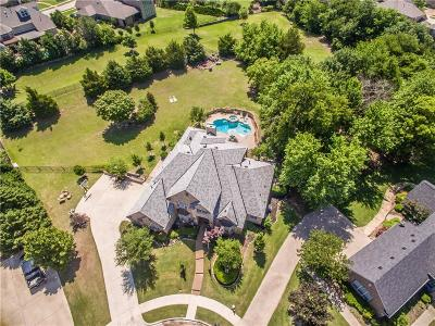 McKinney Single Family Home Active Option Contract: 715 Wood Duck Lane