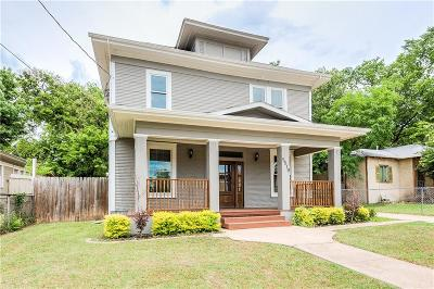 Single Family Home For Sale: 5519 Reiger Avenue