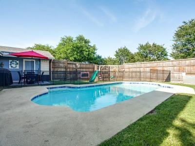 Richardson Single Family Home For Sale: 1011 Carleton Drive