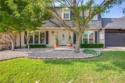 Dallas Townhouse For Sale: 4320 Forest Bend Road