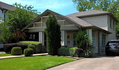 Dallas Single Family Home For Sale: 5451 Miller Avenue