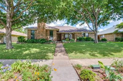 Carrollton Single Family Home For Sale: 3116 Luallen Drive