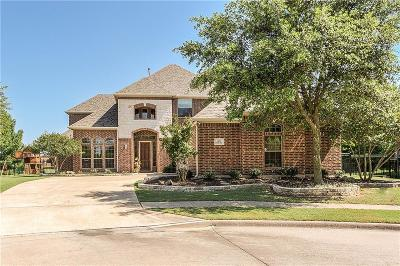 Sachse Single Family Home Active Contingent: 7524 Courtney Circle