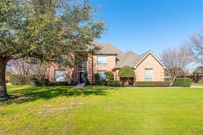 Colleyville Single Family Home For Sale: 5906 Highland Hills Lane