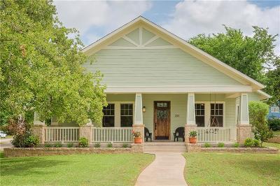 Argyle Single Family Home For Sale: 203 Denton Street E