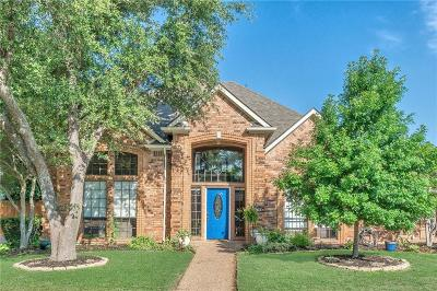 McKinney Single Family Home For Sale: 4703 N Meadow Ridge Circle