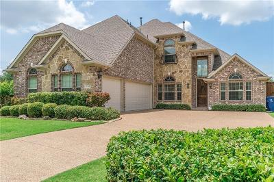 Frisco Single Family Home Active Contingent: 1702 Mustang Trail