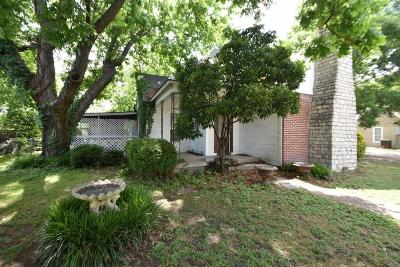 Stephenville Single Family Home For Sale: 534 N Race Street