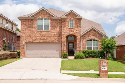 Fort Worth Single Family Home For Sale: 4905 Happy Trail
