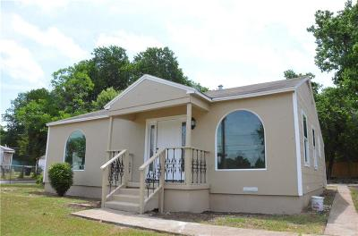 Dallas Single Family Home For Sale: 2544 Lea Crest Drive