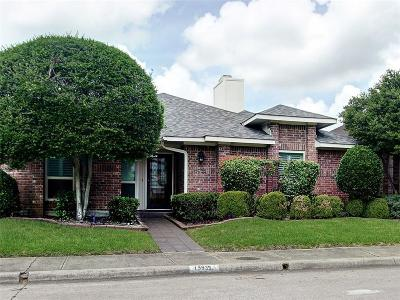 Dallas Single Family Home For Sale: 18935 Waterway Road