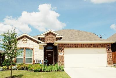 Weatherford Single Family Home For Sale: 1220 Ashley Drive