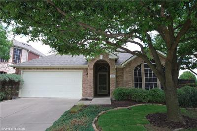McKinney Single Family Home Active Option Contract: 8200 Olympia Drive