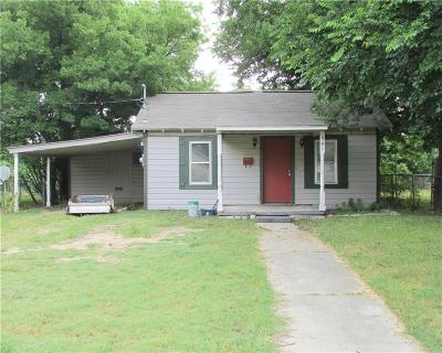 Stephenville Single Family Home For Sale: 541 S Minter Street