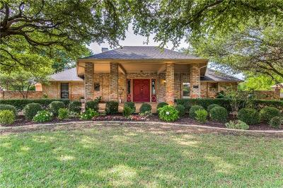 Rockwall Single Family Home For Sale: 1560 Champions Drive