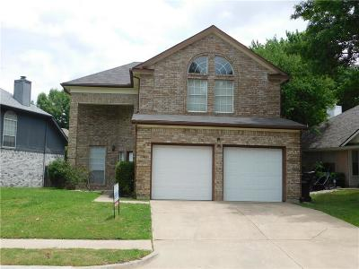 Plano Single Family Home For Sale: 6904 Hickory Creek