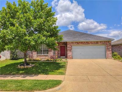 Dallas, Fort Worth Single Family Home For Sale: 8705 Lake Meadows Lane