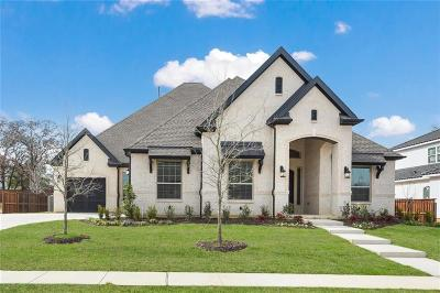 Colleyville Single Family Home For Sale: 6808 Brahms Lane