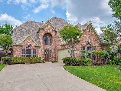 Flower Mound Single Family Home For Sale: 3404 Emerald Cove Drive
