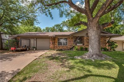 Irving Single Family Home For Sale: 2213 Druid Drive