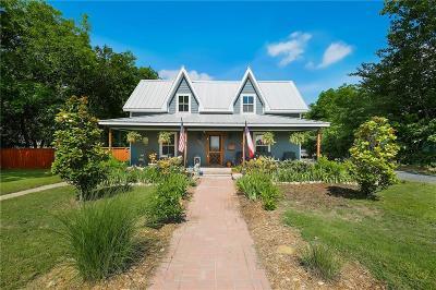 McKinney Single Family Home For Sale: 210 S Bradley Street