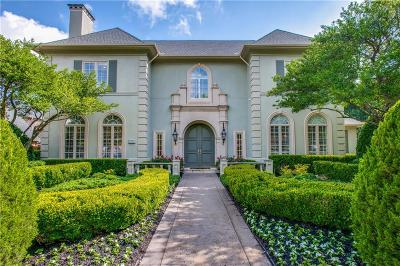 Plano Single Family Home For Sale: 5101 Forest Grove Lane
