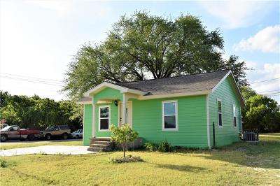 Fort Worth Single Family Home For Sale: 5436 Humbert Avenue