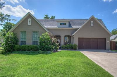 Tarrant County Single Family Home For Sale: 3805 Englewood Lane