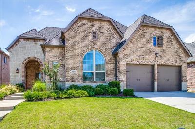 Celina Single Family Home For Sale: 1326 Cottonwood Drive