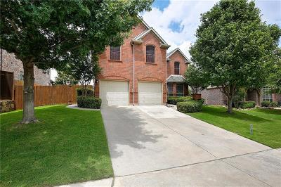 McKinney Single Family Home For Sale: 6308 Castle Rock Circle