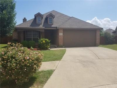 Sachse Single Family Home Active Contingent: 6503 Holly Crest Lane